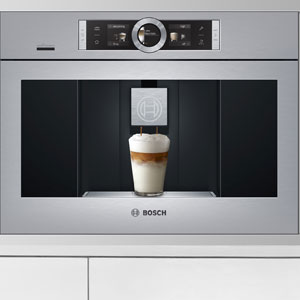 bosch benchmark coffee machines