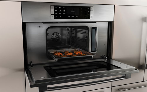bosch benchmark steam oven